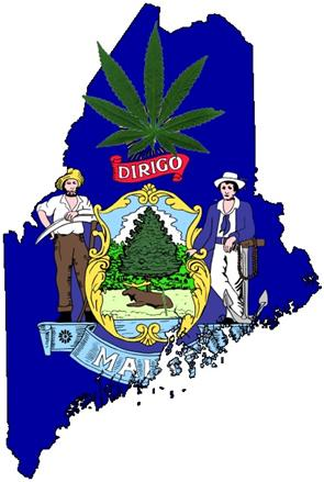 medical marijuana maine