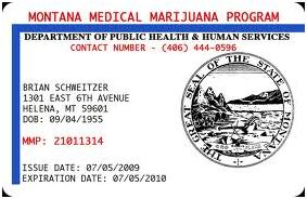 medical mariujana card montana