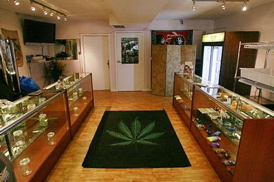 marijuana dispensary