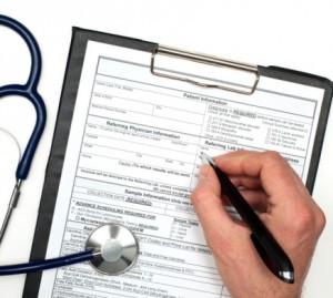 Medical marijuana card application