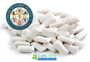 Canchew Medical Marijuana Chewing Gum