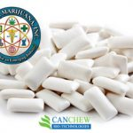 Medical Marijuana Chewing Gum for Pain Relief