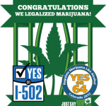 Colorado and Washington State Legalize Marijuana