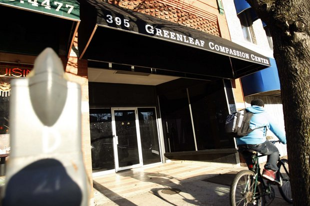 The New Jersey Greenleaf Dispensary Is Now Open
