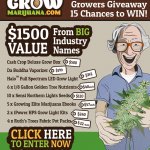 Medical Marijuana Growers Giveaway Competition