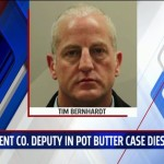 Correction Officer Commits Suicide After Police 'Witch Hunt' Over Pot 'Butter'