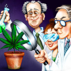 Researching Cannabinoids For Possible Cancer Treatment Pt II