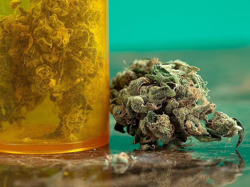 Marijuana-Potency