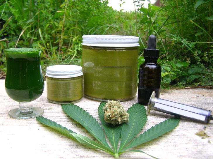 Radiation Therapy and Marijuana
