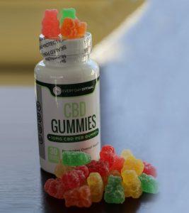 cbd gummies pain