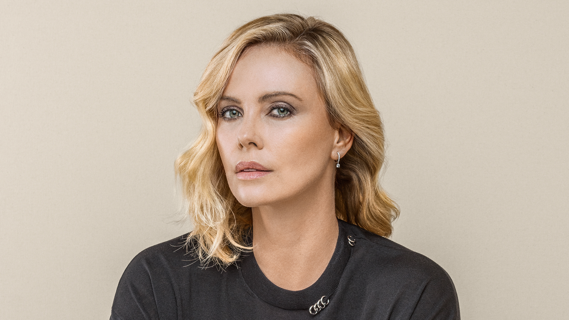 charlize theron marijuana