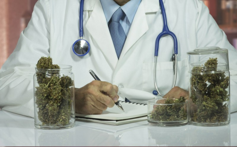 talking doctor marijuana