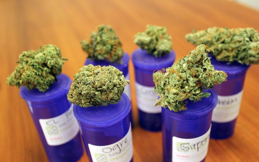 medical marijuana opioid menace