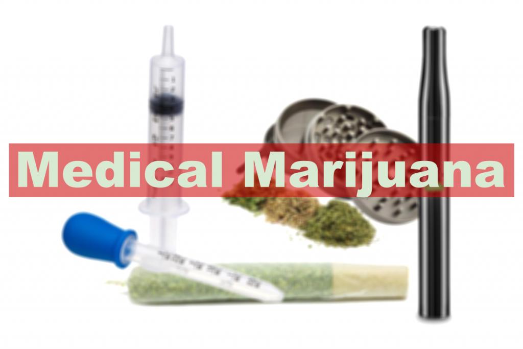 ways use medical marijuana