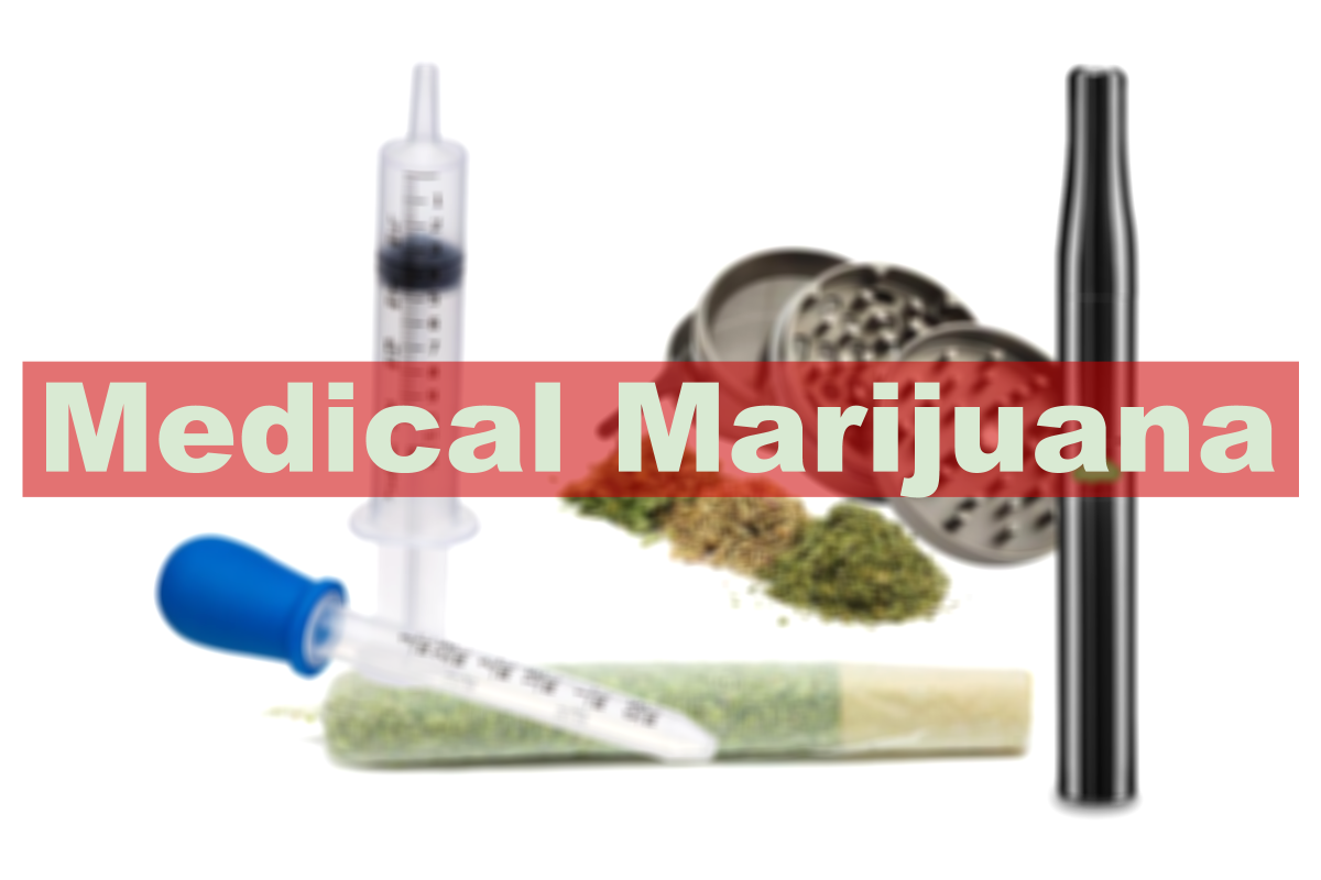 The Different Ways One Can Use Medical Marijuana