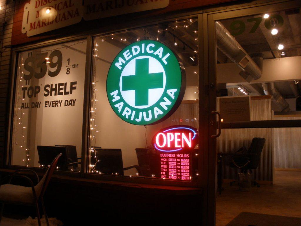 cannabis dispensaries online marketing