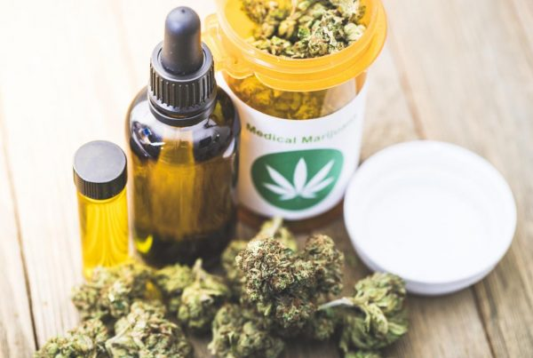 advantages medicinal cannabis
