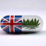 Medical marijuana products now available on prescription in the UK