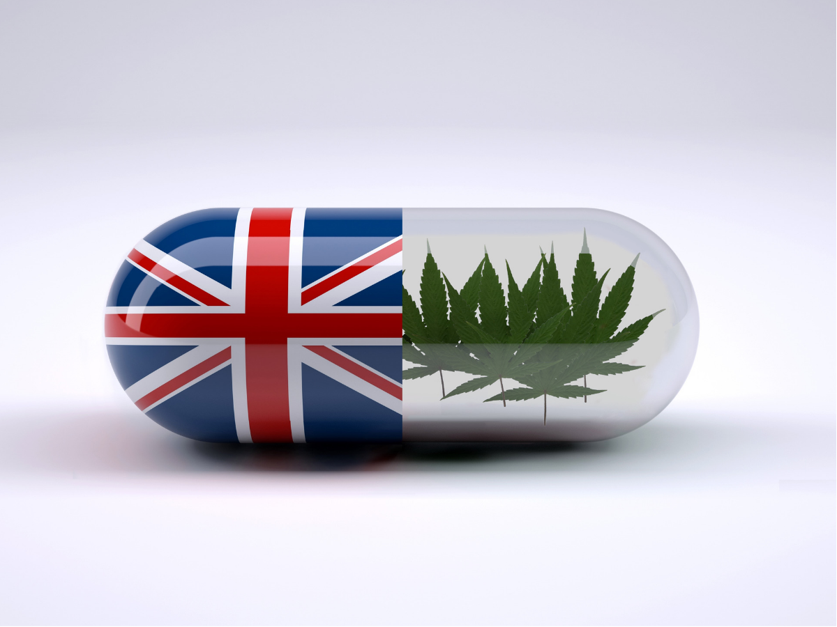 Medical marijuana UK