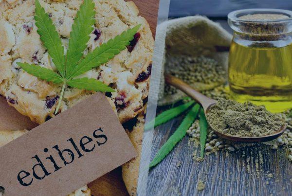 CBD Oils VS Edibles