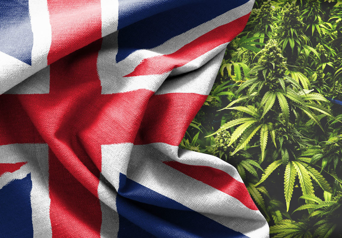 Medical Cannabis is now Legal in the United Kingdom – These are the Implications