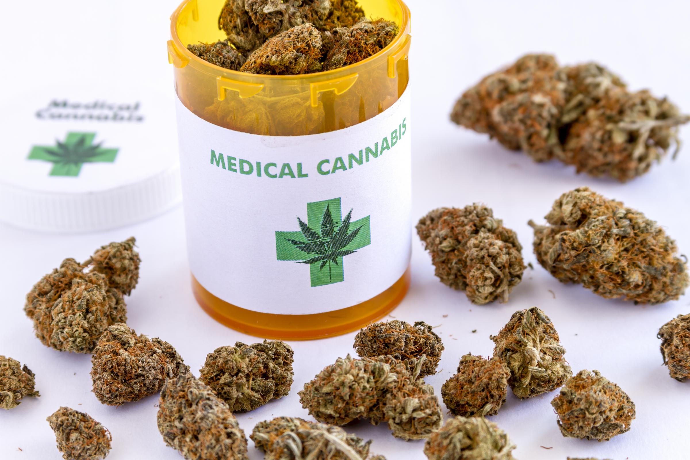 Top 5 best medical strains
